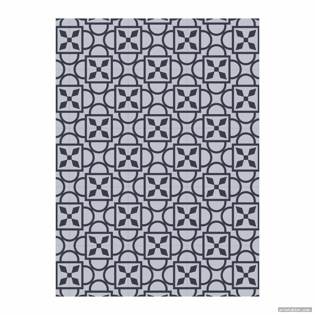 simple boy scrapbook paper printable pattern