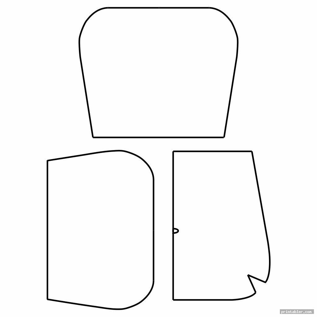 simple leather handbag patterns printable
