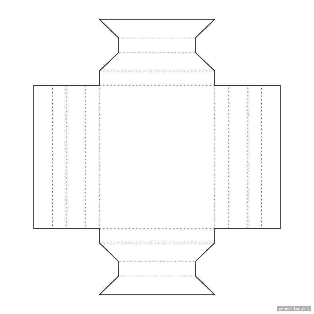 simple paper frame template printable