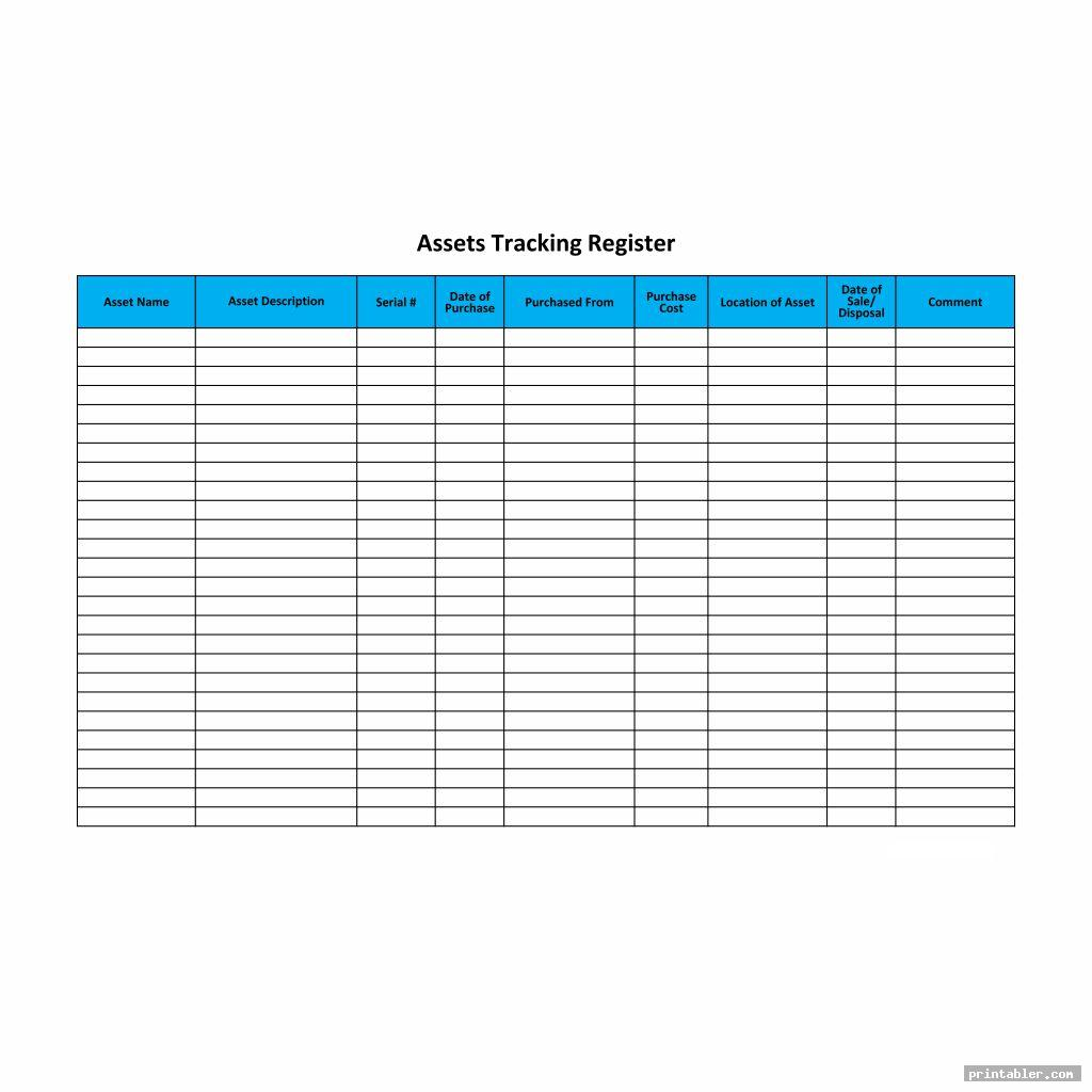 Printable Accounting Journal Templates