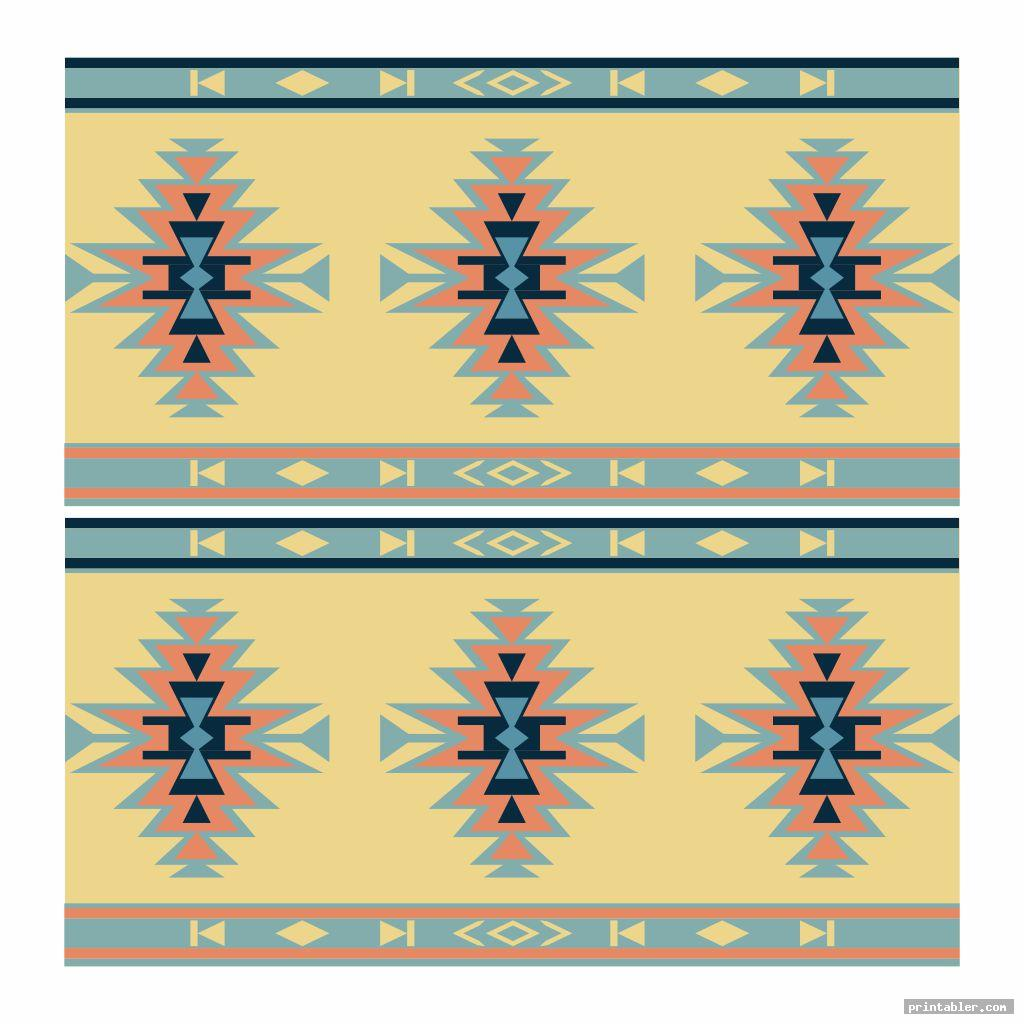 image about Native American Designs Printable identified as Printable Indigenous American Plans -