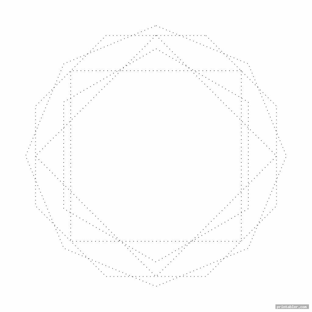 string art printable worksheets template for use