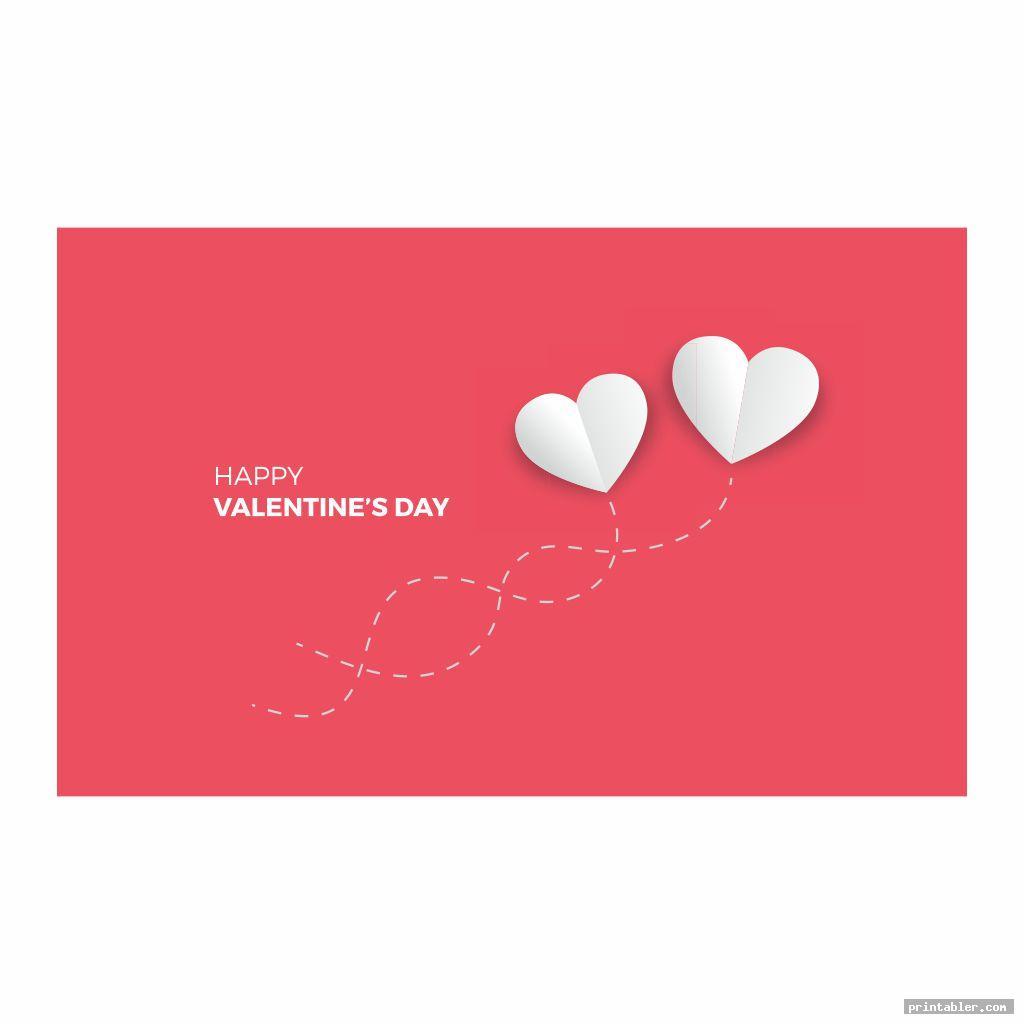 valentine flyer template printable image free