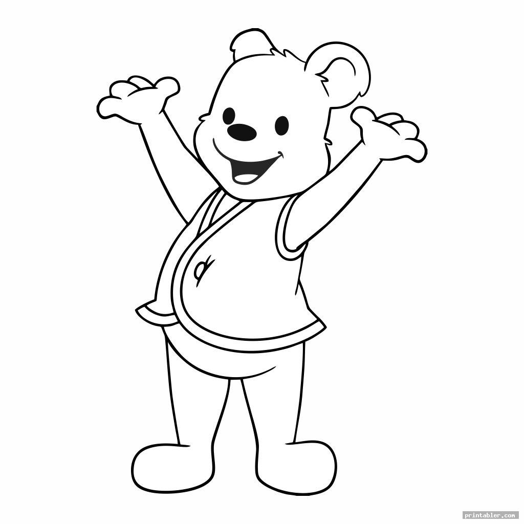 awana cubbies coloring pages printable image free