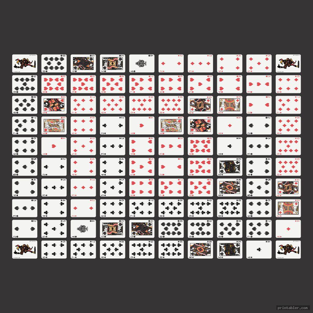 black sequence game board layout printable