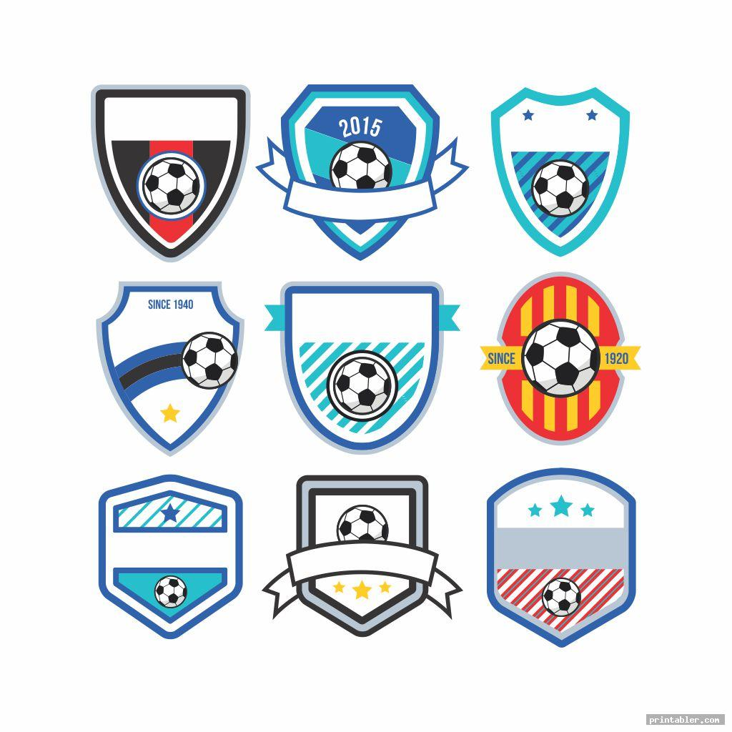 club logos soccer s printable