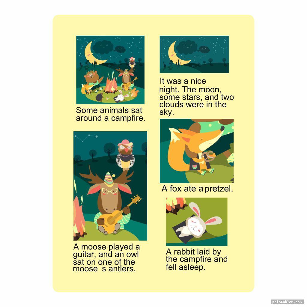 Leveled Printable Books for Kindergarten
