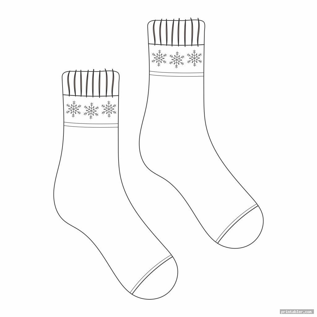 Stocking Stencils Printable