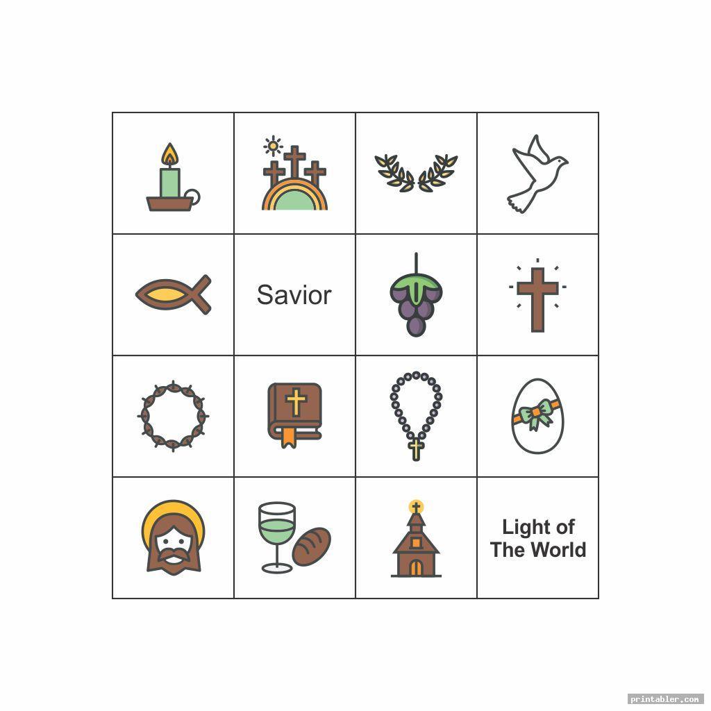 nativity bingo printable for kids