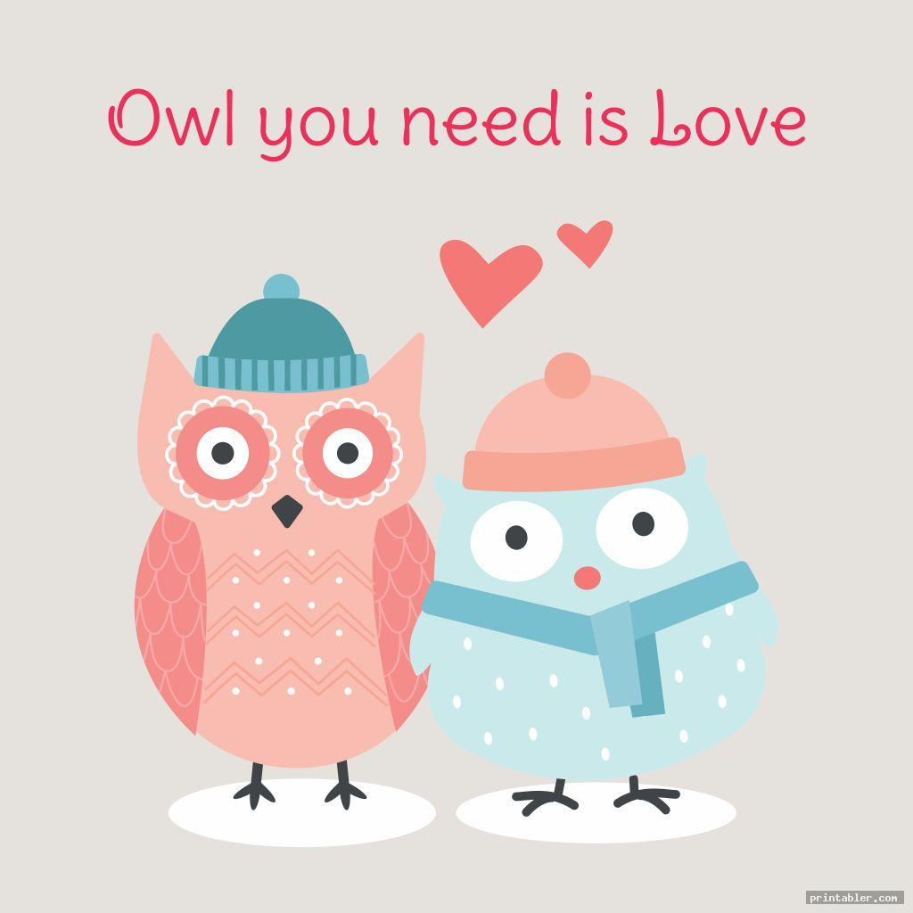 Owl Themed Classroom Printable