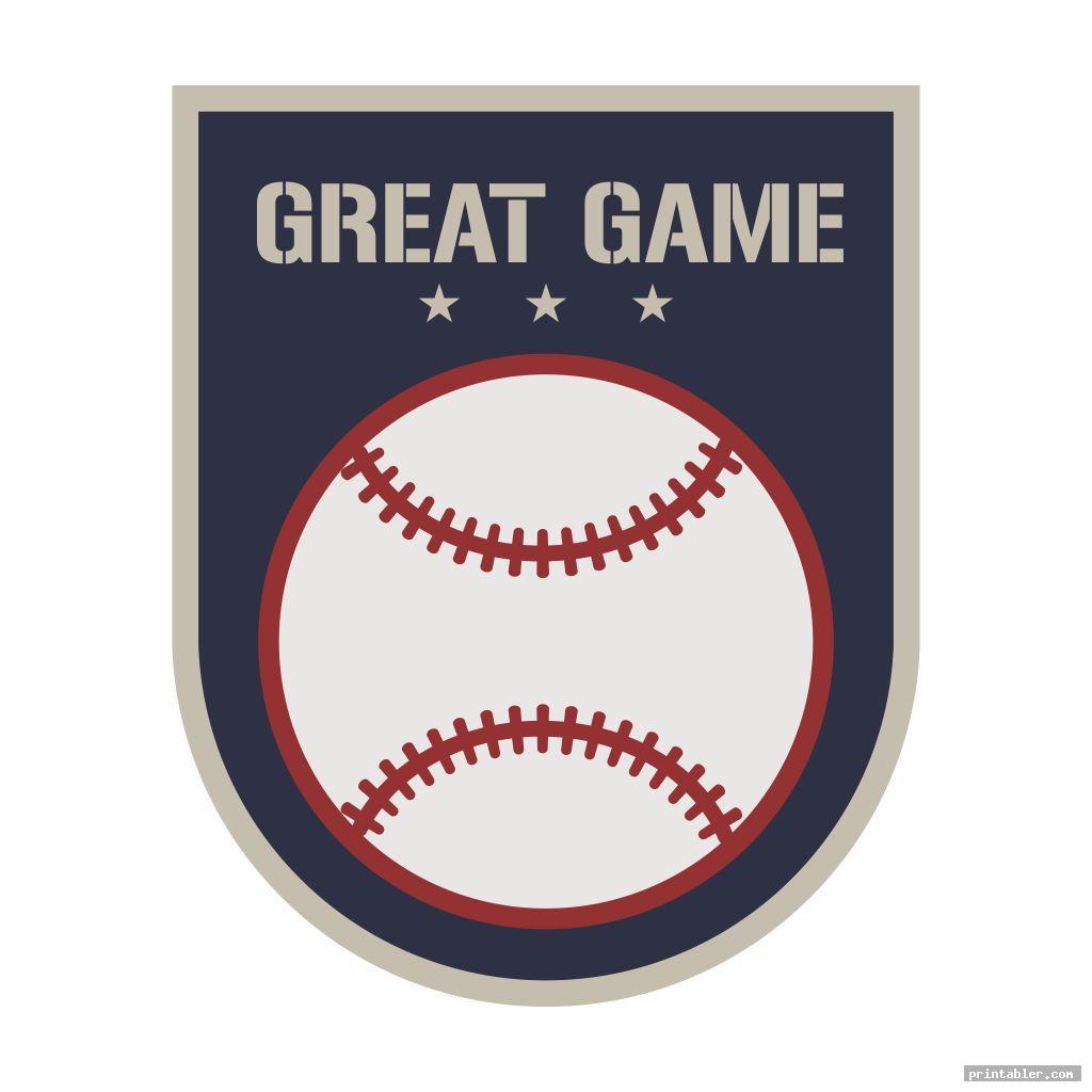 simple baseball gift tags printable