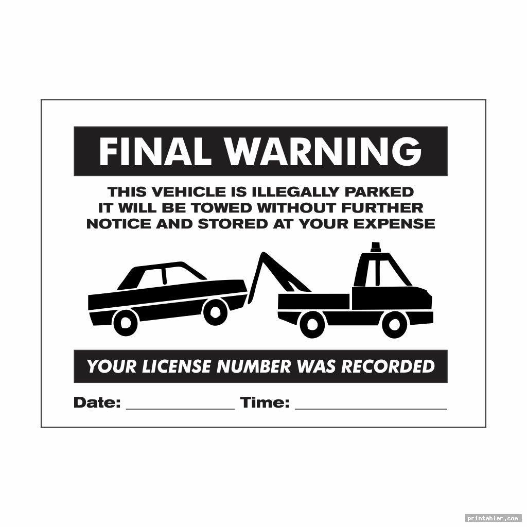 simple fake speeding ticket template printable
