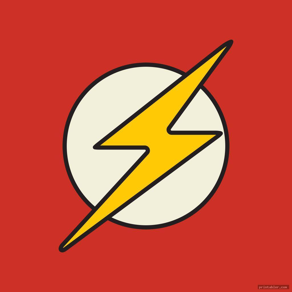 simple superhero logos printable