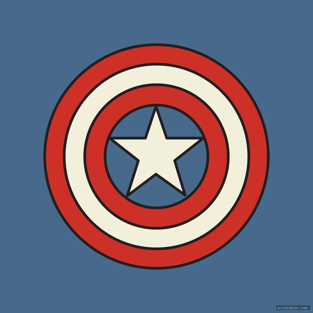 superhero logos printable image free