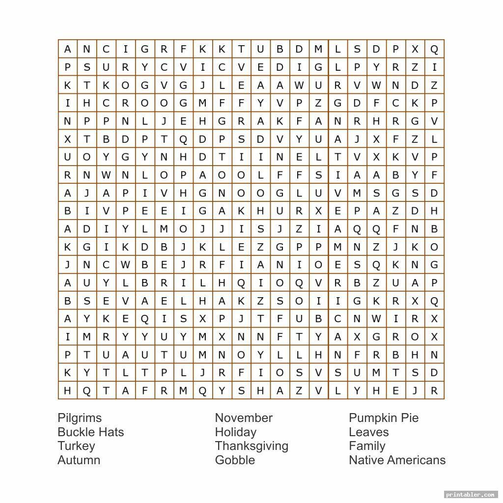 wordsearch brain games for seniors printable